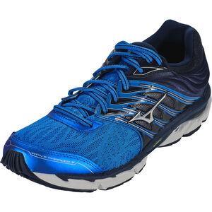 Mizuno Wave Paradox 5 Shoes Herren directoire blue/silver/dress blues directoire blue/silver/dress blues