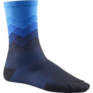 Mavic Cosmic Graphic Socks Dresden Blue bei fahrrad.de Online