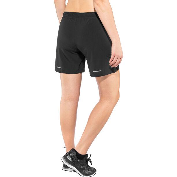 "asics 7"" Shorts Damen performance black"