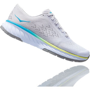Hoka One One Cavu 2 Running Shoes Damen white/nimbus cloud white/nimbus cloud