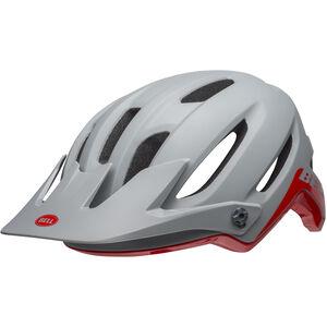 Bell 4Forty Helmet cliffhanger matte/gloss dark gray/crimson cliffhanger matte/gloss dark gray/crimson