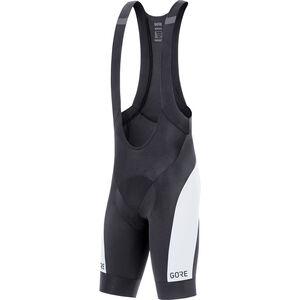 GORE WEAR C5 Bib Shorts Men black/white