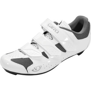 Giro Techne Shoes Damen white/silver white/silver