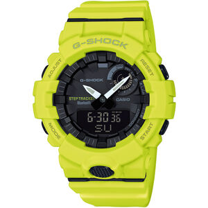 CASIO G-SHOCK GBA-800-9AER Watch Men yellow/yellow/black yellow/yellow/black