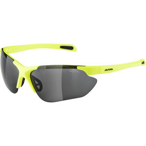 Alpina Jalix Glasses neon yellow-black neon yellow-black