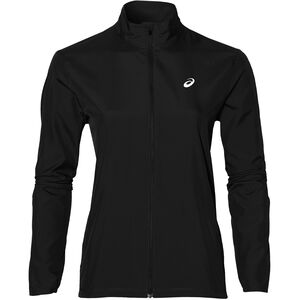 asics Silver Jacke Damen performance black performance black