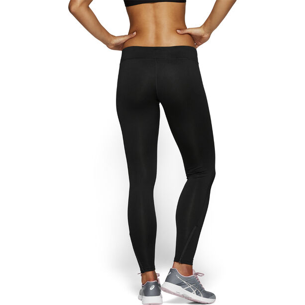 asics Silver Hose Damen performance black