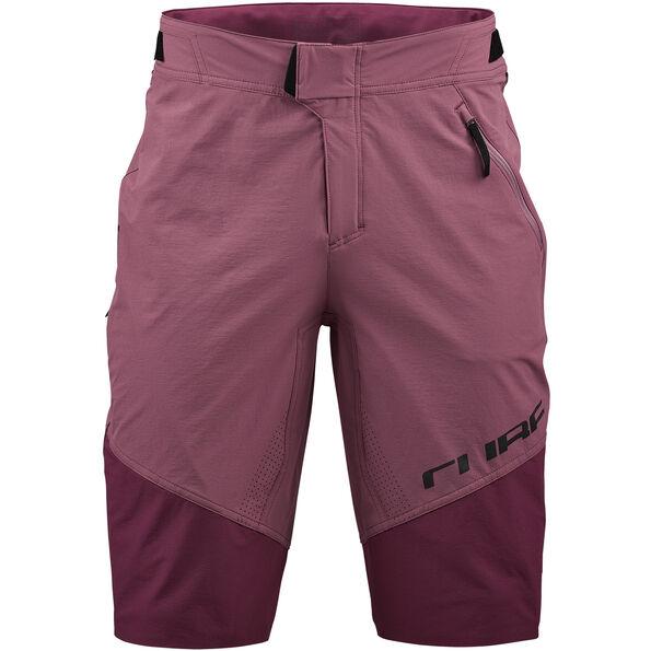 Cube Edge Baggy Shorts Herren bordeaux