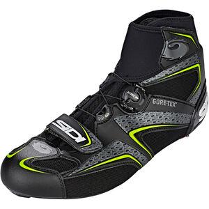 Sidi Zero Gore Shoes Men Black/Yellow bei fahrrad.de Online