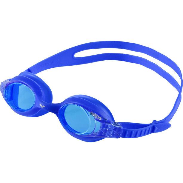 arena X-Lite Goggles Kinder blue/blue