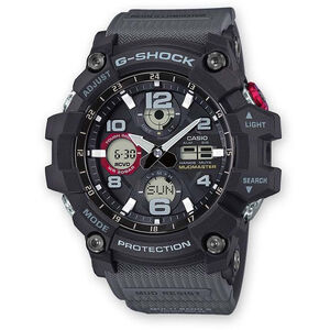 CASIO G-SHOCK GWG-100-1A8ER Watch Men grey/chrom black grey/chrom black