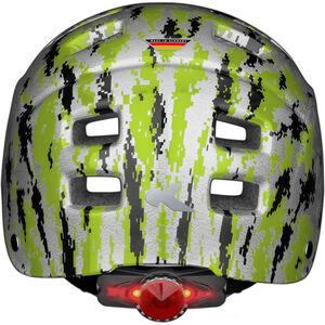 KED Risco K-Star Helmet green green