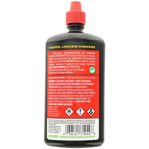 Finish Line Dry lubricant mit 240ml Spritzflasche