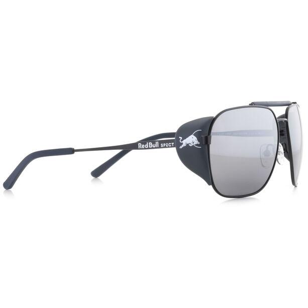 Red Bull SPECT Pikespeak Sonnenbrille Herren black/smoke-silver flash