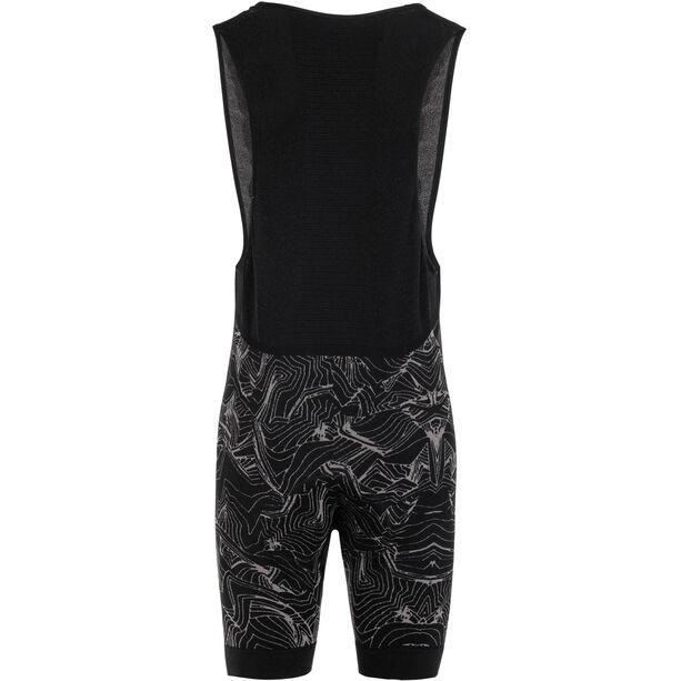 VAUDE SQlab LesSeam Bib Shorts Herren black