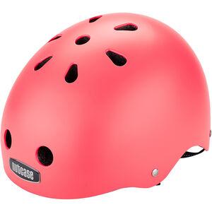 Nutcase Street Helmet Kinder coral satin coral satin