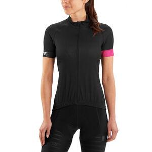 Skins Cycle Classic Shortsleeve Jersey Damen black/magenta black/magenta