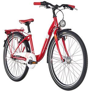 s'cool chiX 26 7-S steel Red bei fahrrad.de Online