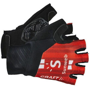Craft Team Sunweb Summer Gloves sunweb red sunweb red