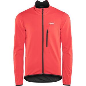 GORE WEAR C3 Windstopper Element Jacket Men red