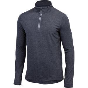 2XU Heat 1/4 Zip Shirt Men outer space/outer space bei fahrrad.de Online