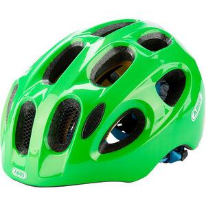 ABUS Youn-I Helmet Kinder sparkling green sparkling green