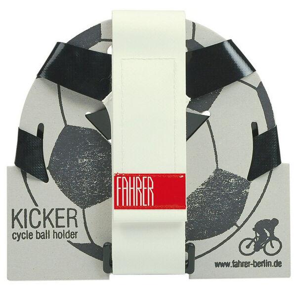 Fahrer Berlin Kicker Ballhalter