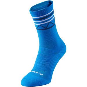 VAUDE Bike Mid Socks radiate/baltic radiate/baltic