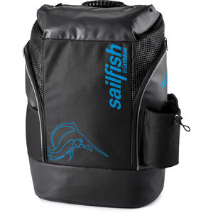 sailfish Cape Town Backpack 36l black/blue black/blue