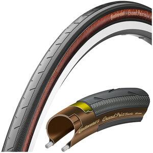 Continental Grand Prix Classic Reifen 25-622 faltbar schwarz/transparent schwarz/transparent