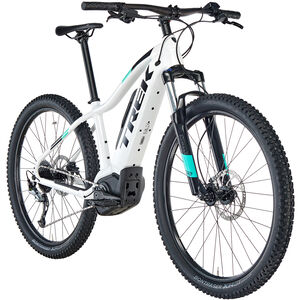 Trek Powerfly 4 Damen crystal white crystal white