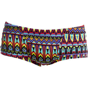 Funky Trunks Classic Trunks Herren fire tribe fire tribe