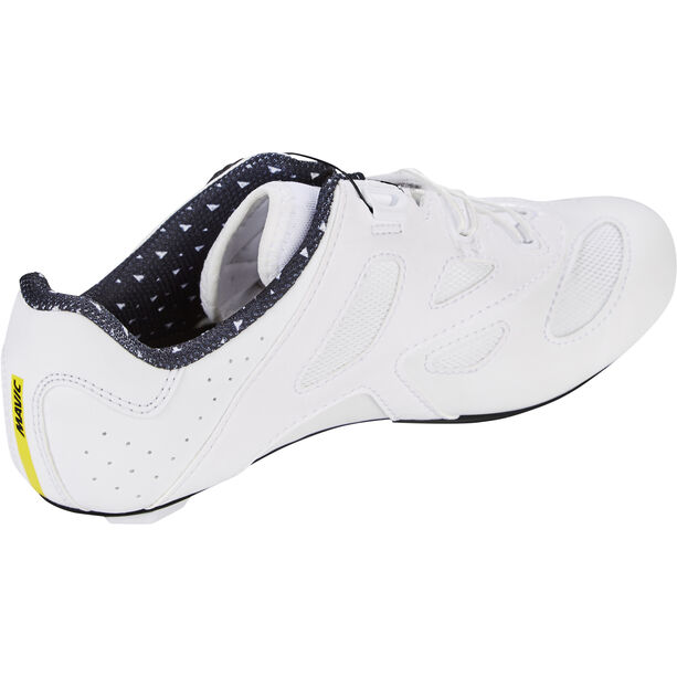 Mavic Sequence Elite Shoes Damen white/white/black