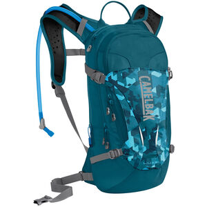 CamelBak L.U.X.E. Hydration Pack 3l Damen dragon teal/camelflage dragon teal/camelflage