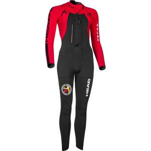 Head ÖTILLÖ Swimrun Rough Suit Women Black/Red bei fahrrad.de Online