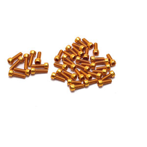 """HT AAP Pin Kit 1/8""""x8mm for ME03/AE03 gold gold"""