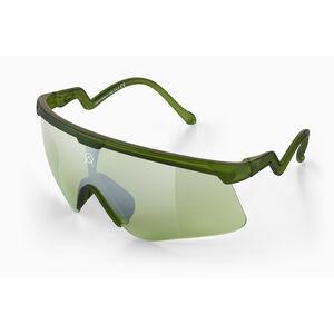 ALBA Optics Delta Mr Green Glasses erba green