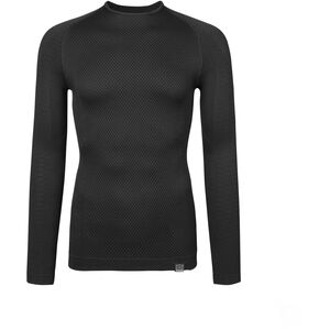 GripGrab Expert Seamless Thermal LS Base Layer Unisex Black