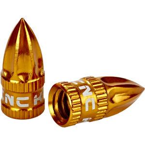KCNC Valve Caps Presta SV gold gold