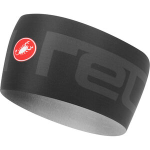 Castelli Viva 2 Thermo Stirnband light black light black