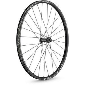 """DT Swiss E 1900 Spline Vorderrad 27,5"""" CL Alu 110/15mm TA Boost DB 30mm schwarz/weiß schwarz/weiß"""