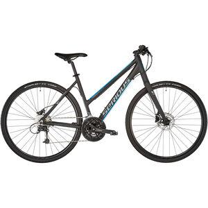 Serious Sonoran Hybrid Women black/blue bei fahrrad.de Online