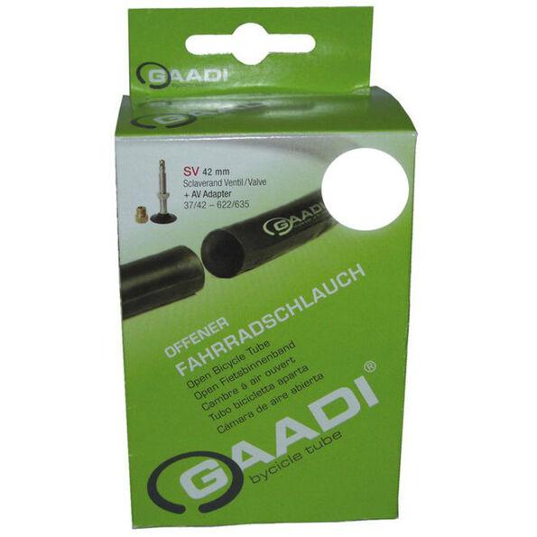 Gaadi Schlauch 27.5 Zoll 50/54-584 schwarz