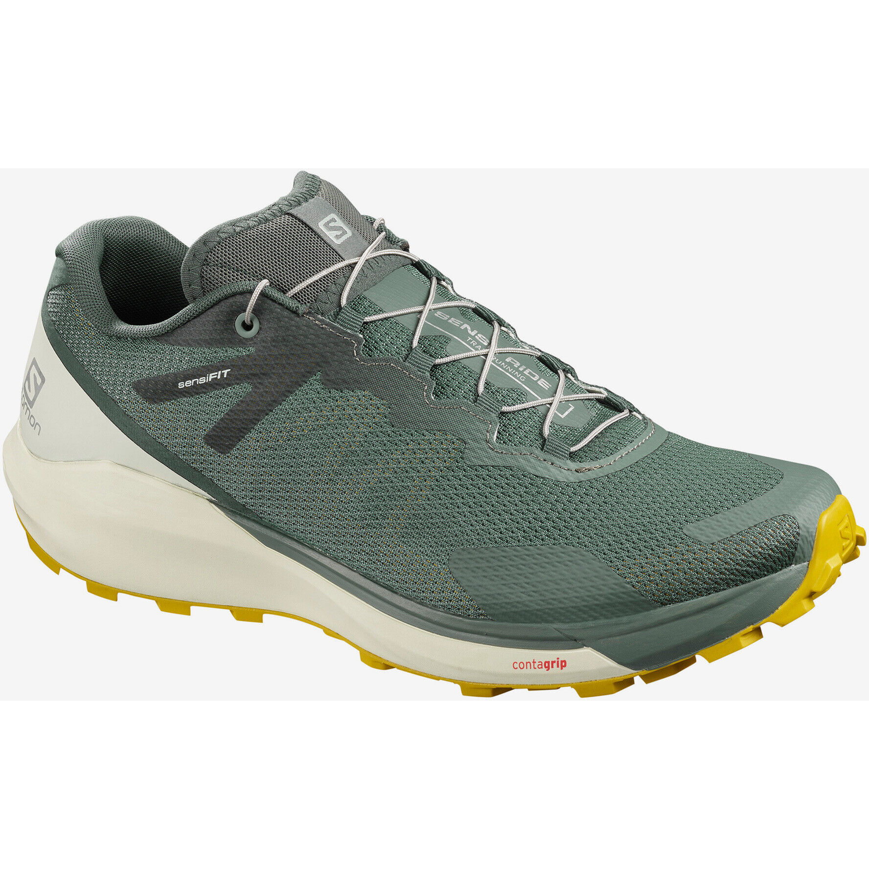 Salomon Salomon Sense Ride 2 GTX Mens Running Shoes Gore Tex