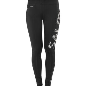 Salming Logo 2.0 Tights Women Black/Silver bei fahrrad.de Online