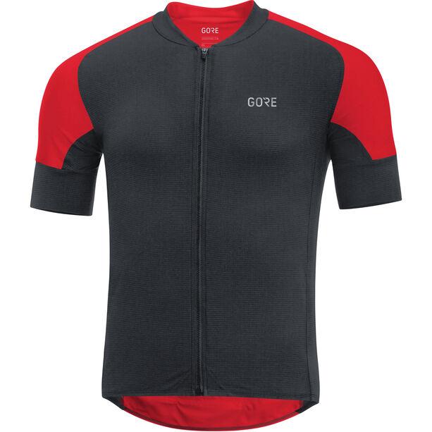 GORE WEAR C7 CC Jersey Herren red/black