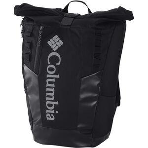 Columbia Convey Rolltop Daypack 25l black/black black/black