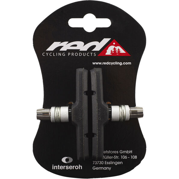 Red Cycling Products Allround V-Brake Shoe Set 70mm