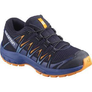 Salomon XA Pro 3D Shoes Junior Medieval Blue/Mazarine Blue Wil/Tan bei fahrrad.de Online