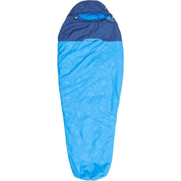 Mammut Lahar MTI Junior Sleeping Bag 160cm Kinder imperial-space